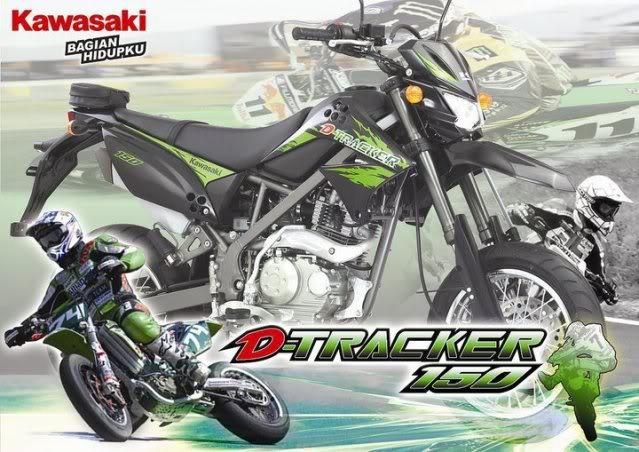 Oooo Ini Toh Yang Menyebabkan Kawasaki D Tracker Lebih Mahal