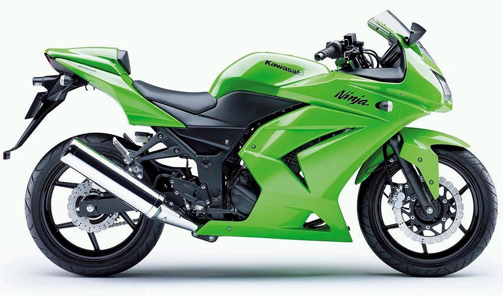 Kawasaki Ninja 2012 overview
